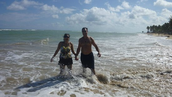 Sirenis Punta Cana Resort Casino & Aquagames: cloudy day