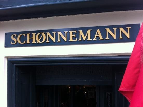 Restaurant Schoennemann: schonnemann