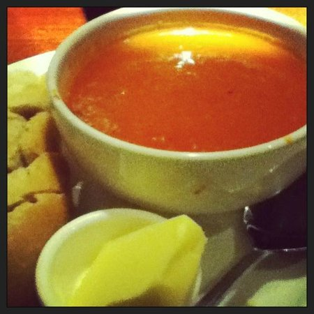 Premier Inn Swindon West (M4, J16) Hotel: Roasted carrot soup