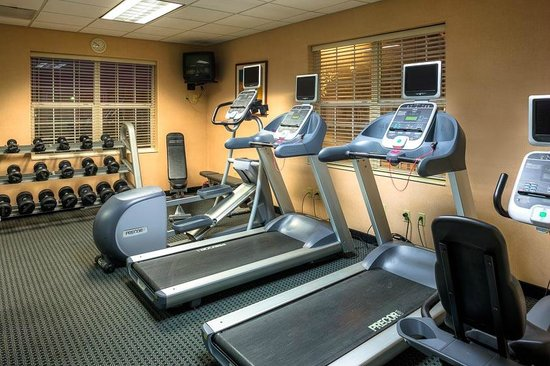 Residence Inn San Jose South : Gym