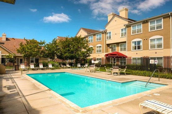 Residence Inn San Jose South : Pool
