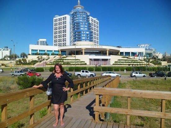 Atlantico Boutique Hotel: Cassino Conrad
