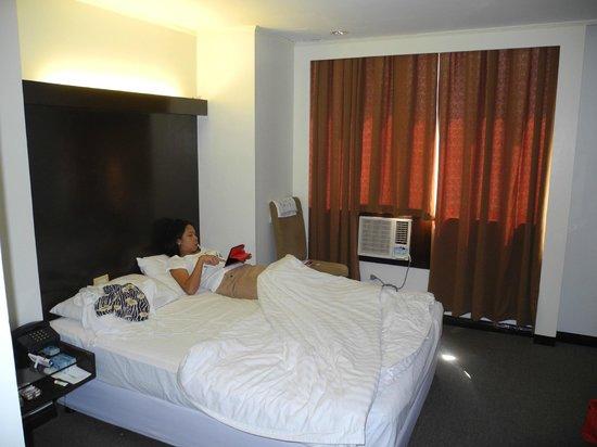 Mango Park Hotel: Zimmer 312
