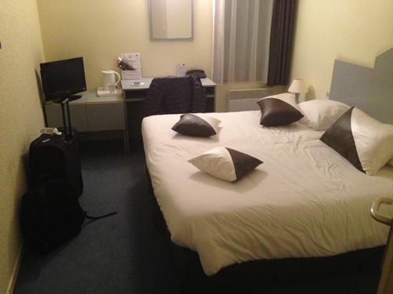 Hotel Les Loges: Camera doppia