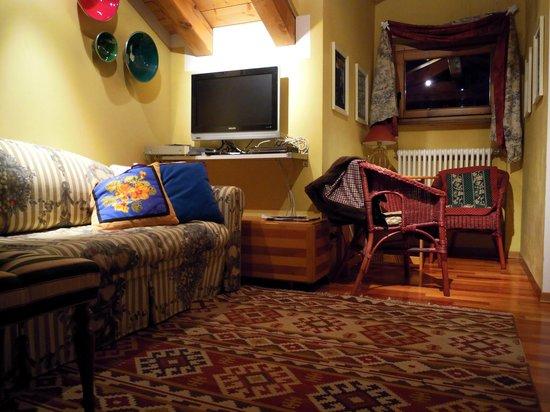 Il Giardino dell'Artemisia: soggiorno