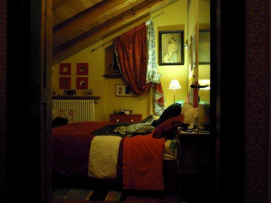 Il Giardino dell'Artemisia: camera