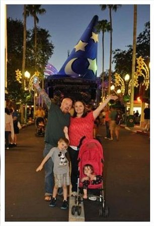 Wyndham Bonnet Creek Resort: Hollywood Studios with family