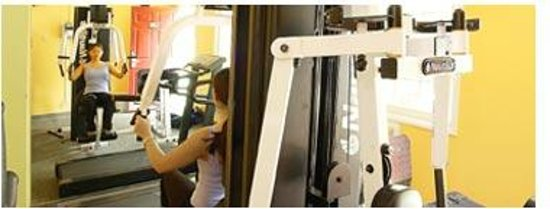Campus Inn & Suites, Eugene Downtown: The Fitness Center