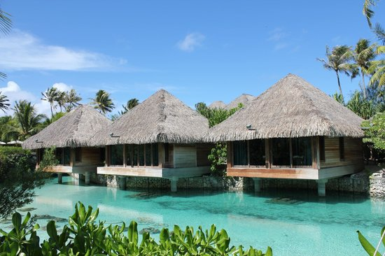 InterContinental Bora Bora Resort & Thalasso Spa: Salles de massage