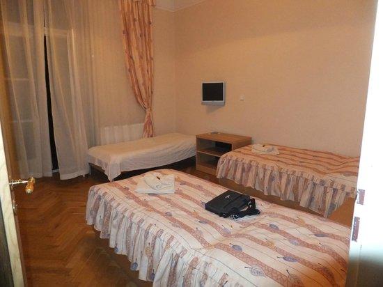 Aparthotel Lublanka: Camera 1