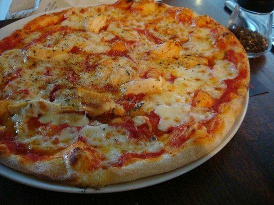 Zizzi - Durham: pizza