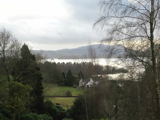 Merewood Country House Hotel: View from the room