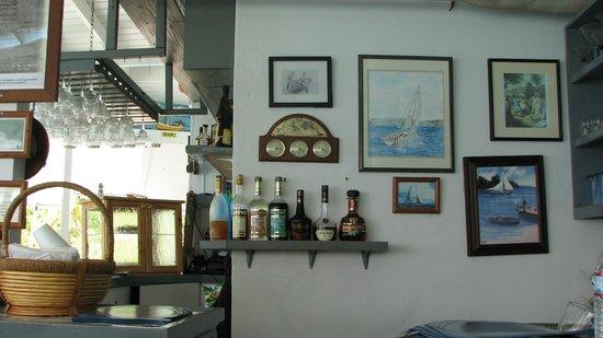 Sailor's Rest Restaurant: Sailor's Rest interior