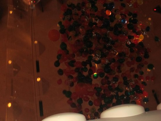 Louise M. Davies Symphony Hall: 1000S of BALLONS DROPPING FROM S.F. SYMPHONY 2013 MASQUERADE BALL NEW YEARS EVE