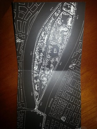 Sofitel Budapest Chain Bridge: Awesome illustrated running map found in the desk drawer. Great (& scenic) routes too!