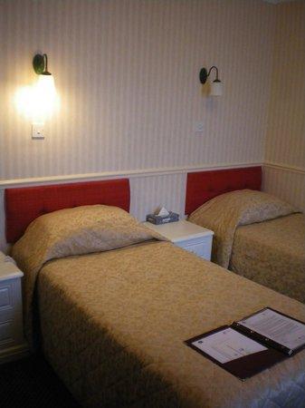Best Western Royal Hotel : Notre deuxième chambre