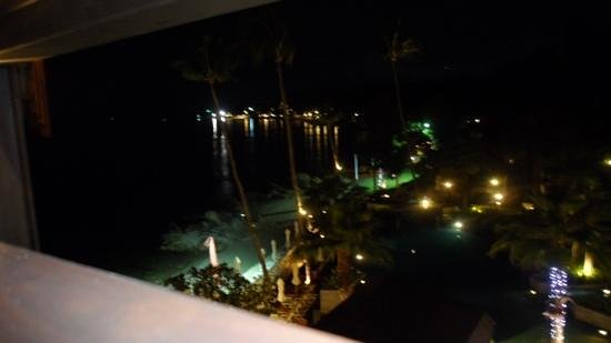 Nora Buri Resort & Spa : view from side of resterant