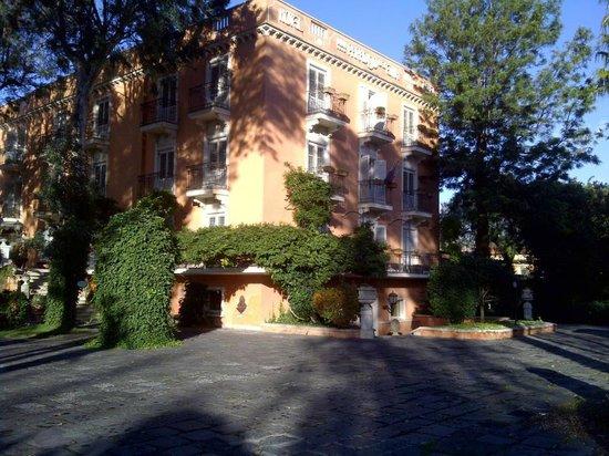 Villa Paradiso dell'Etna: Esterno