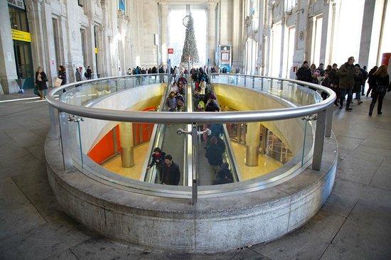 Hotel Monopole De La Gare Milano