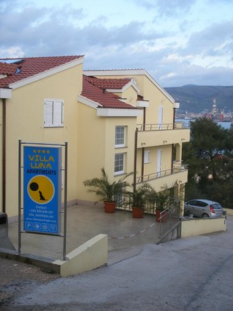Okrug Gornji, Croatia: Villa Luna