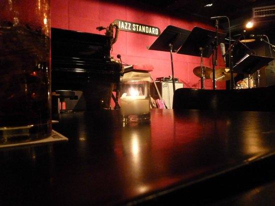 Jazz Standard: Stage