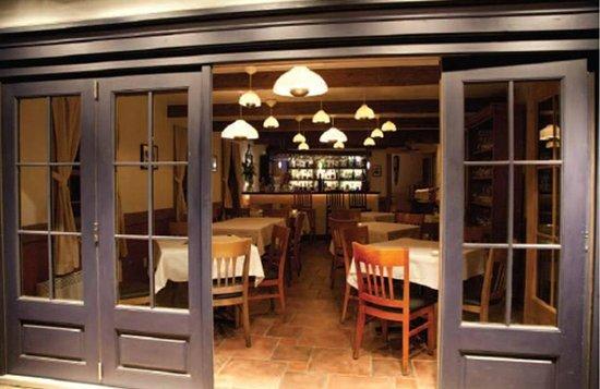 SEb L'Artisan Culinaire : salle a manger