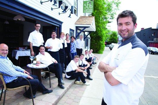 SEb L'Artisan Culinaire : team 2011
