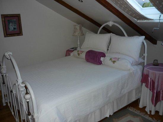 Centre-Ville Guest House: la chambre à l'étage
