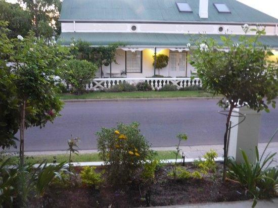 Centre-Ville Guest House: vue de la chambre
