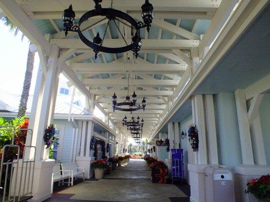 Disney's Old Key West Resort: Hospitality House