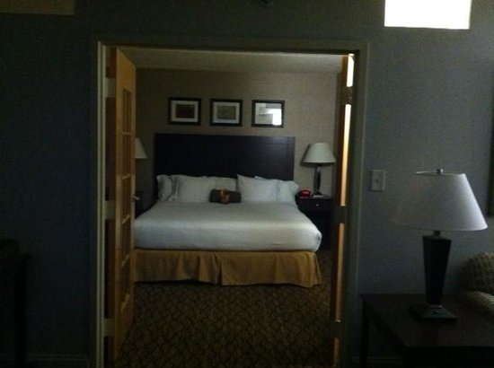 Wyndham Garden Glen Mills Wilmington: King bed