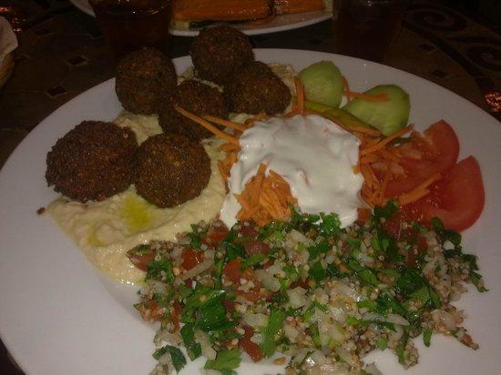 Habibi: Falafel