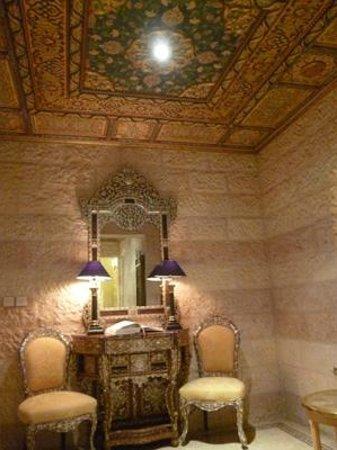 Movenpick Resort Petra: accès resto