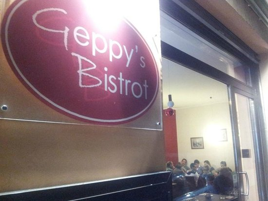 Geppy's Bistrot: accesso