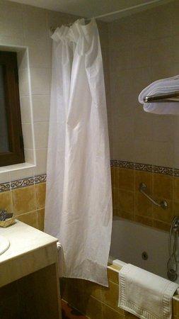 Vita Santa Cruz: Baño