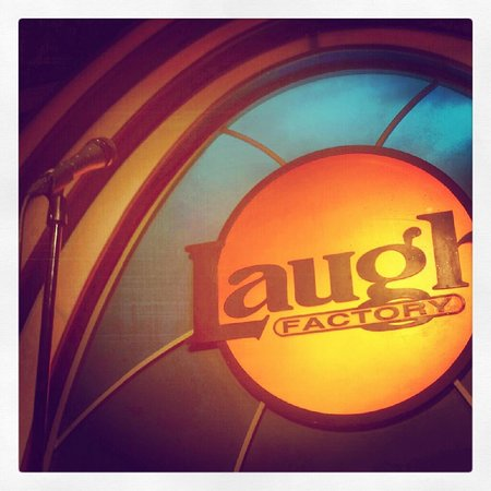 Laugh Factory: Factoring Late Night Laughs