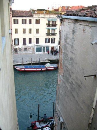 Palazzo Cendon: Dalla finestra