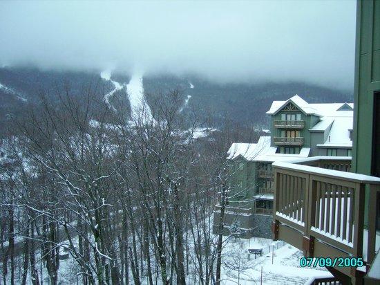 ستو ماونتن لودج - دستنيشن هوتلز أند ريزورتس: 5th floor view of Mt Mansfield 