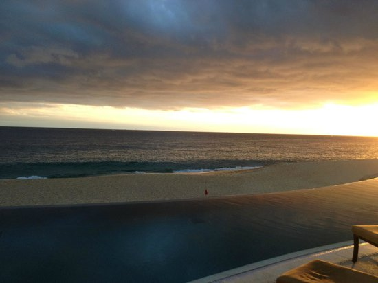 Grand Solmar Land's End Resort & Spa: Sunset over the ocean