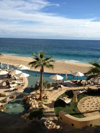 Grand Solmar Land's End Resort & Spa: Beach view