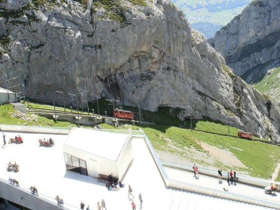 Mount Pilatus: World's Steepest Cogwheel Railway
