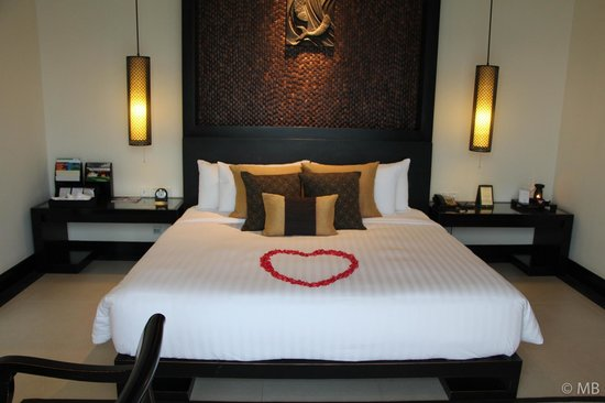 Banyan Tree Samui: Bedroom 