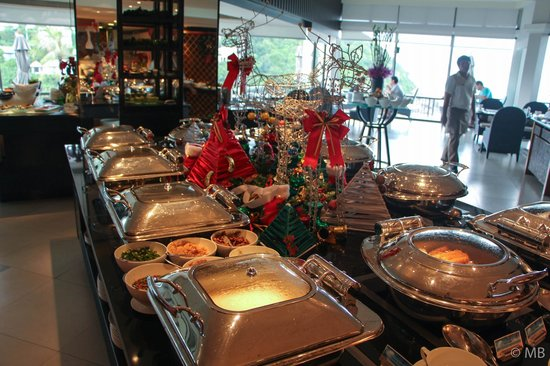 Banyan Tree Samui: Breakfast Buffet