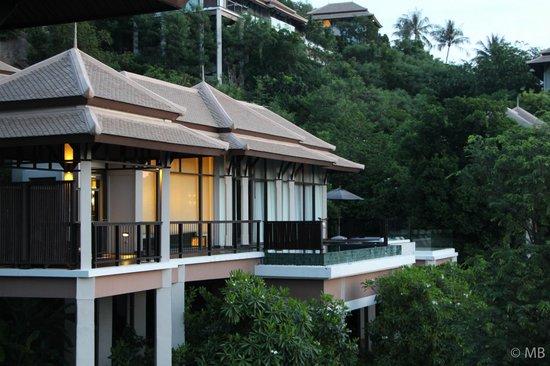 Banyan Tree Samui: Ocean pool villa
