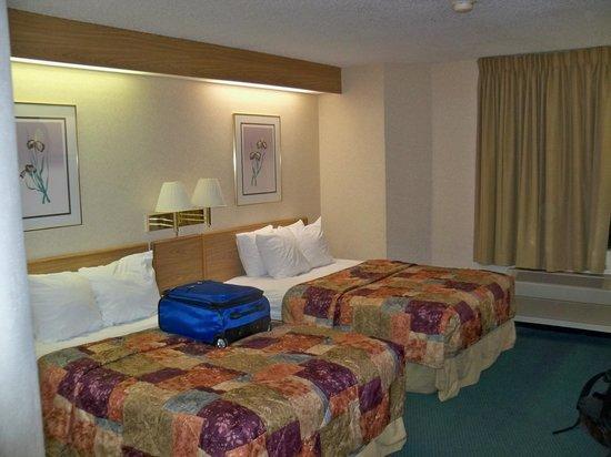 Sleep Inn: Room.