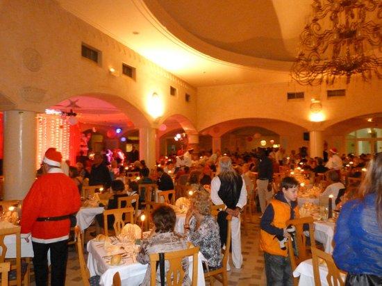 El Mouradi Djerba Menzel: Gala Xmas Dinner