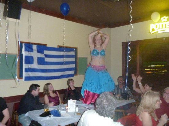 Creston Hotel: Annual Greek Night Celebration