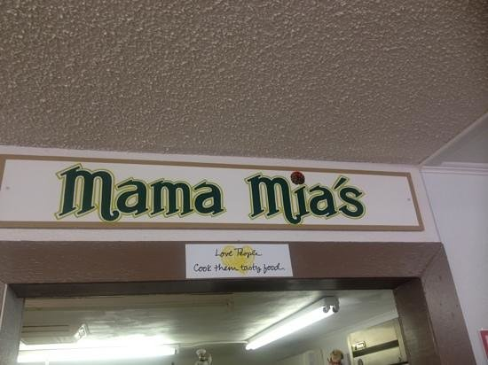 ‪‪Mama Mia's‬: Home Made Food