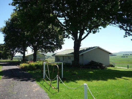 KarMichael Farm Guesthouse: Rose cottage