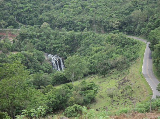 Farroupilha, RS: foto tirada a distancia
